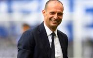 Trở lại Juventus, Allegri lập tức báo tin vui cho Man Utd