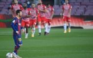 SỐC! Messi hỏng ăn khó tin, 'sút văng' danh hiệu La Liga của Barca?