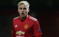 Dự bị ở Man Utd, Van de Beek bị đồng nghiệp nữ 'troll' cực gắt