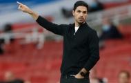 Arsenal chi 30 triệu bảng, tự tin thâu tóm 'khao khát' của Arteta