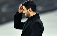 Arsenal xếp thứ 11, Arteta thừa nhận sự thật về Premier League