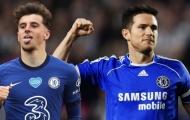 100 trận đầu cho Chelsea, Mason Mount chơi ra sao so với Frank Lampard?