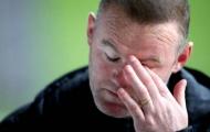 Rooney lao đao, dẫn dắt CLB tụt dốc không phanh, mấp mé xuống hạng