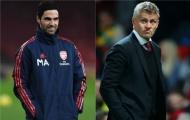 Đại chiến Man Utd, Arsenal quyết giật 'đá tảng' 50 triệu về Emirates