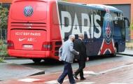 Sir Alex có mặt, truyền cho PSG bí quyết hạ Man City