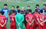 ĐT Việt Nam: Chốt danh sách 35 cầu thủ, hủy tập trung tại Quy Nhơn