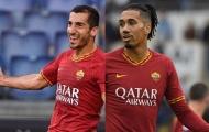 Mourinho đến AS Roma, Smalling và Mkhitaryan hẳn sẽ rất lo lắng