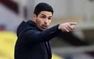 2 sai lầm và 2 quyết định đúng đắn của Arteta trong trận hòa Villarreal