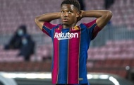 XONG! Ansu Fati vượt qua 'đại nạn', Barca và Koeman thở phào