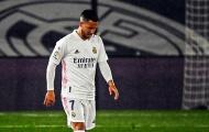 Real đưa Hazard và 2 ngôi sao khác vào danh sách thanh trừng