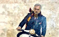Chưa đến Roma, Mourinho đã được nhận món quà đặc biệt