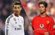 Hóa ra chiếc áo của Ronaldo không chỉ 'ám' mỗi Man Utd