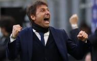 Thán phục với thành tích 9 năm cầm quân của Conte