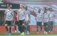 Chấm điểm Man Utd trận Villa: El Matador đẳng cấp, 'Người băng' đội sổ