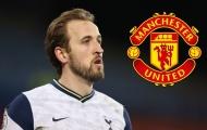 """Chiêu mộ Harry Kane, M.U đưa 4 cầu thủ """"gạ"""" Tottenham trao đổi"""