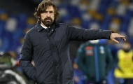 "Juventus sa sút, Andrea Pirlo vẫn ""chày cối"" giữ ghế"