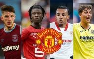 4 mục tiêu Man Utd có thể chiêu mộ để 'chiều lòng' Bruno Fernandes