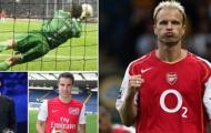Top 10 sao Hà Lan hay nhất lịch sử Premeir League