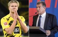 Vì Erling Haaland, chủ tịch Barca sẵn sàng tống tiễn 2 cái tên