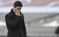 Mikel Arteta thừa nhận sự thật cay đắng về chất lượng cầu thủ Arsenal