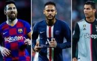 Neymar: 'Tôi muốn chơi cùng Cristiano Ronaldo'