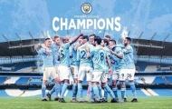 Những điều làm nên chức vô địch EPL của Man City