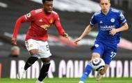 'Phát hiện mới' của Man Utd thần tượng Henry