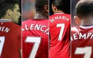 CHÍNH THỨC! 'Số 7 lỗi' của Man Utd tuyên bố treo giày