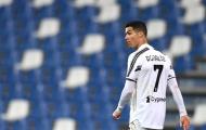 CHOÁNG! Ronaldo lập thành tích vô tiền khoáng hậu, một GOAT thực thụ