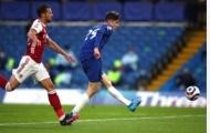 Thua Arsenal, Tuchel đau đầu với 'Werner mới'