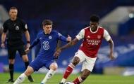 TRỰC TIẾP Chelsea 0-1 Arsenal (H2): Tấn công dồn dập