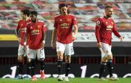 Thua 3 trận trong 8 ngày, Man Utd phơi bày 3 vấn đề nan giải