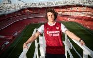 Chia tay Arsenal, David Luiz đứng trước 5 bến đỗ lý tưởng