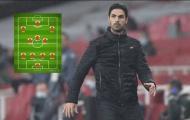 Chiêu mộ 3 tân binh, đội hình Arsenal mùa tới chất cỡ nào?