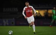 Sao Arsenal tuyên bố cửa ra đi, 'Mắt kim cương' mừng húm
