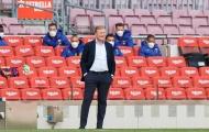 Barca vẫy cờ trắng, Koeman lên tiếng về tương lai Messi