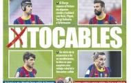 4 sao Barca hoặc giảm lương hoặc bị tống cổ