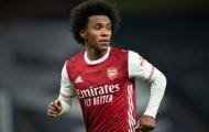 Arteta lên tiếng, nói 1 câu về tương lai của Willian ở Arsenal