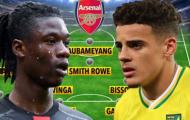 Dream team mùa tới của Arsenal khủng cỡ nào?