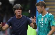 Joachim Low quyết định tái triệu tập Muller - Hummels cho EURO