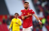 Bruno Fernandes hé lộ về cú giật gót cho Edinson Cavani ghi bàn