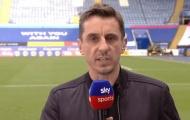 Gary Neville: 'Đội hình Man Utd đá chung kết Europa League đã lộ diện'