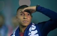 Mbappe tạo động thái chào mừng Benzema trở lại tuyển Pháp