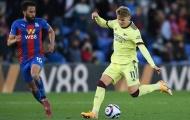 10 con số thú vị trận Crystal Palace 1-3 Arsenal: Odegaard đỉnh cao