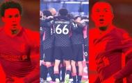 'Song tấu mới' của Klopp giúp Liverpool hồi sinh mạnh mẽ
