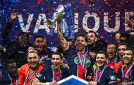 PSG đăng quang Cúp Quốc gia Pháp