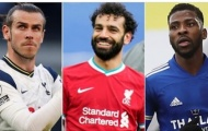 10 ngôi sao Premier League sở hữu tỷ lệ bàn thắng/phút cao nhất: Kane thứ 4; bất ngờ số 1