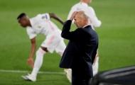 2 nỗi thất vọng lớn kéo Real của Zidane khỏi ngôi vương mùa này