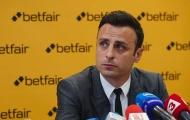 Berbatov: 'Vô nghĩa, Man Utd không nên chiêu mộ cái tên đó'