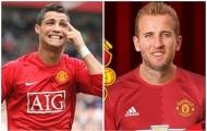 Kane sẽ biến đổi hàng công Man Utd… nhưng còn Ronaldo thì sao?